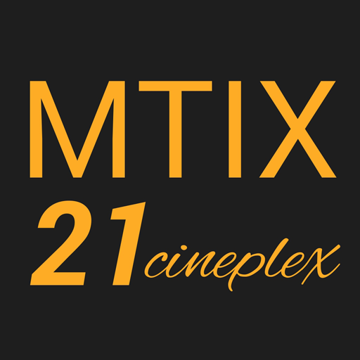 Mtix 21 Cineplex 娛樂app玩免費 App點子