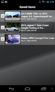 MOTOR TREND News - screenshot thumbnail