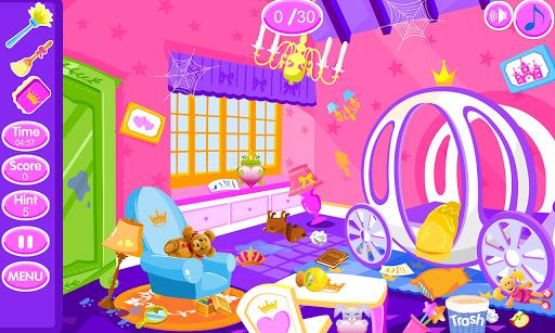 Princess room cleanup 7.0.1 screenshots 16
