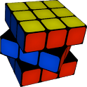 Scrambling Rubik's Cube icon