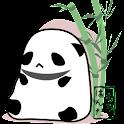 Mochi-Panda Live Wallpaper!! logo