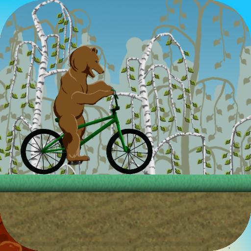 賽車遊戲必備App|Russian BMX LOGO-綠色工廠好玩App