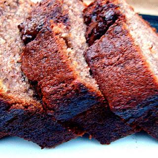 Moist Nutella Banana Loaf Cake