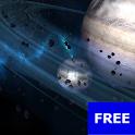 FREE GYROS 3D DEEPSPACE LWP icon