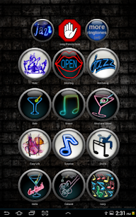 Jazz Ringtones - screenshot thumbnail