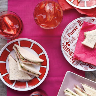 Tea Sandwiches Martha Stewart Recipes.