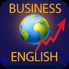 Business English icon