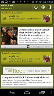 Angela Rye: The Root 100 - screenshot thumbnail
