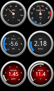 OBDLink (OBD car diagnostics) - screenshot thumbnail