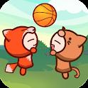 2 Players Basket Shootout icon