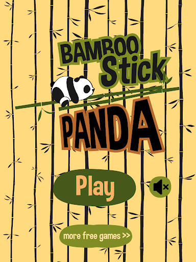 Bamboo Stick Panda Hero