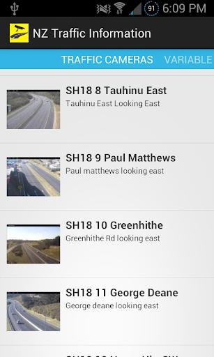 NZ Traffic Info