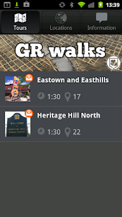 GR Walks - screenshot thumbnail