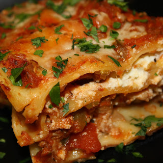 Turkey Lasagna.