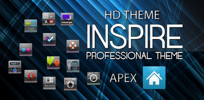 Inspire HD Apex Theme apk