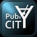 Kukcity presents: PubliCity logo
