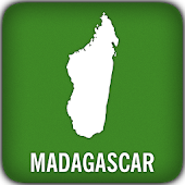 Madagascar GPS Map