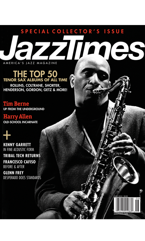 JazzTimes - screenshot