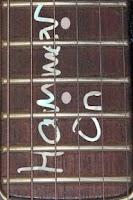 Screenshot of HammerOn Guitar