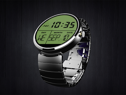 A02 WatchFace for Moto 360