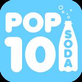 POP 10 soda
