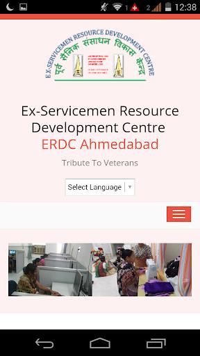 ERDC - INDIAN ARMY NAVY AF