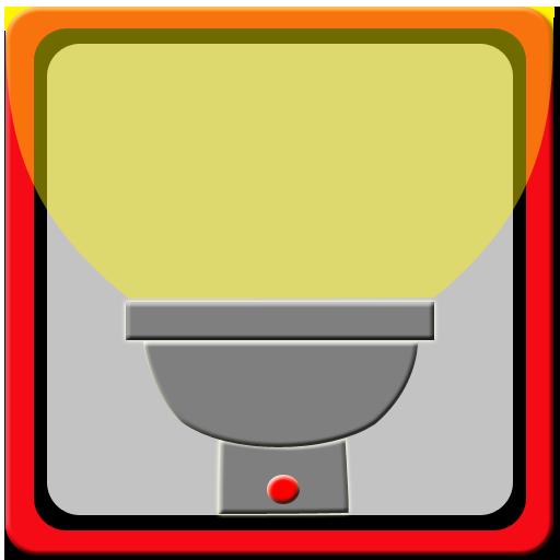 复古手电筒 工具 App LOGO-硬是要APP
