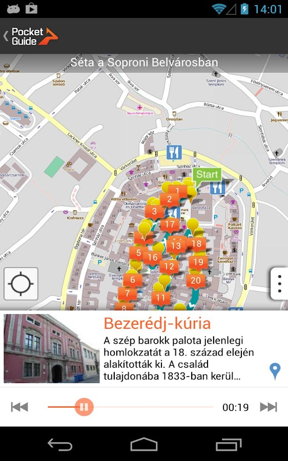 Sopron- screenshot