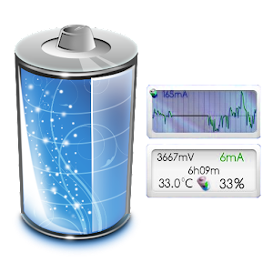 Battery Monitor Widget Pro v3.17 APK