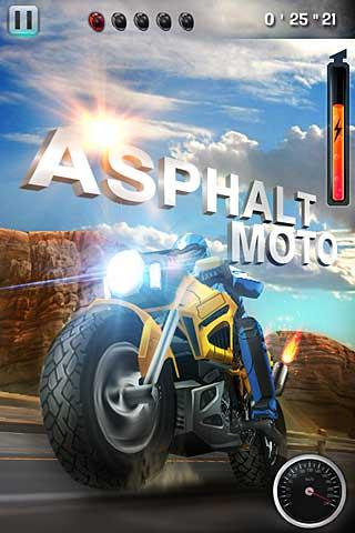 Asphalt Moto- screenshot