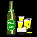 Club 100 logo