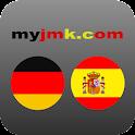MYJMK Ger<->Spa Basic Dict. icon