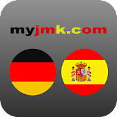 MYJMK Ger<->Spa Basic Dict.