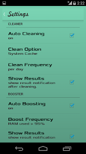 Clean Droid Deep Cache Cleaner- screenshot thumbnail