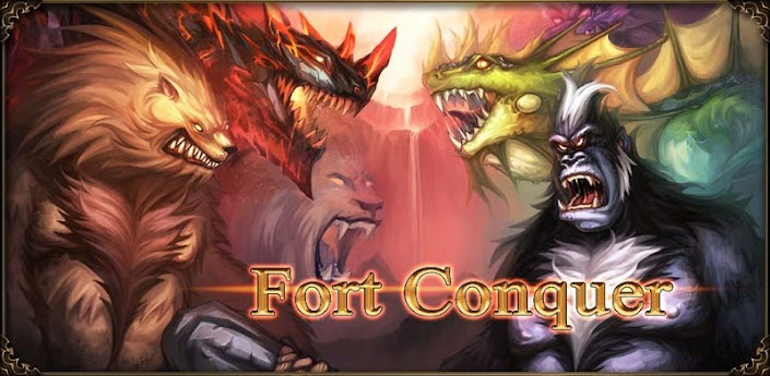 Fort Conquer v1.1.0 Unlimited Diamonds and Money Apk Game Download