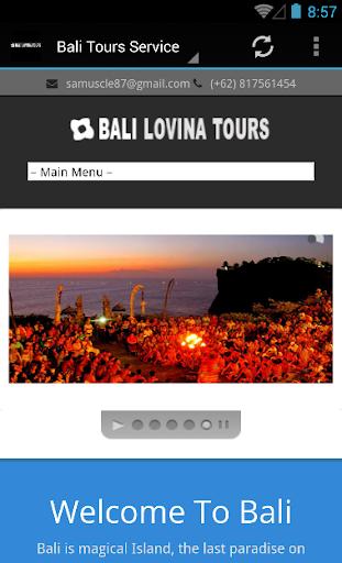 Bali Tours Service