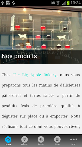 The Big Apple Bakery