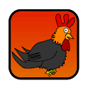 Mad Battery Chicken Hockey logo