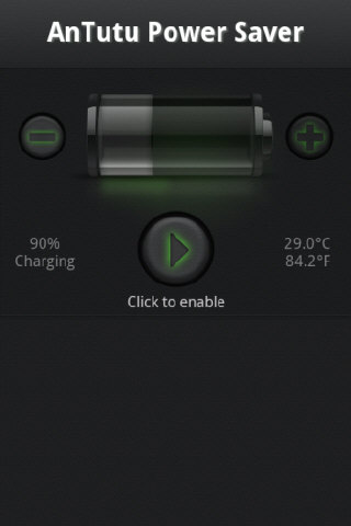 Battery Saver - screenshot