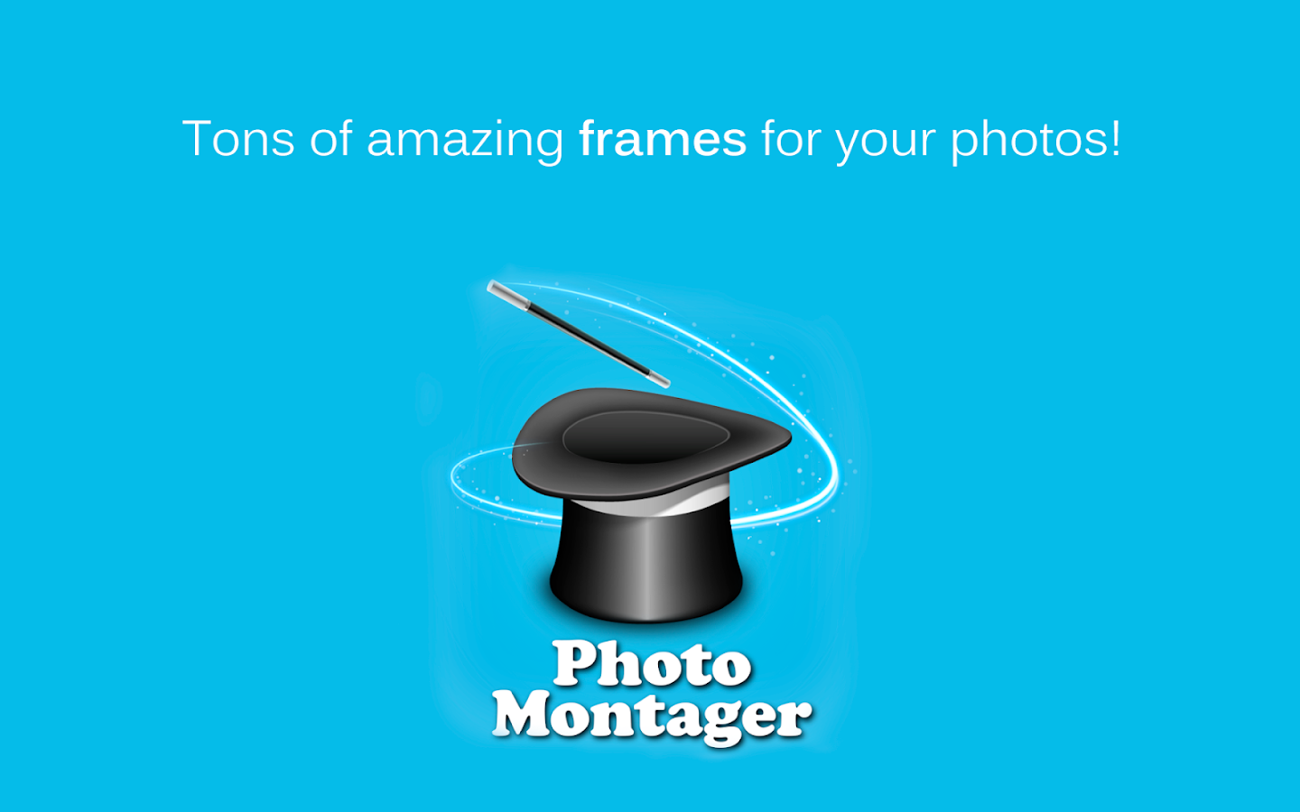 PhotoMontager - Photo montages - screenshot