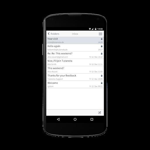 Tutanota:簡單與安全的安全電子郵件