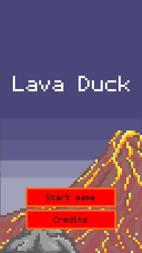 Lava Duck