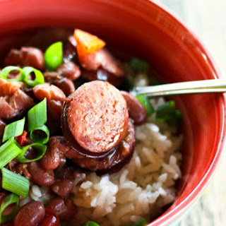 Slow-Cooker Red Beans and Rice and Creole Seasoning | Make Ahead Mondays.