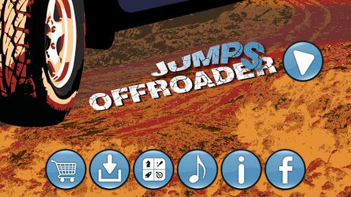 Offroader Jumps