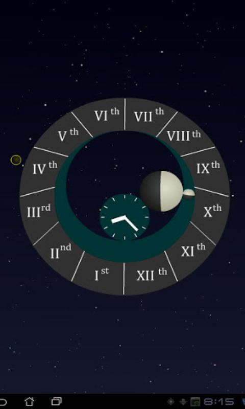 TrueTyme Sn/Mn/Slf Clock Trial- screenshot