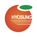 효성청과 브랜드 앱 logo