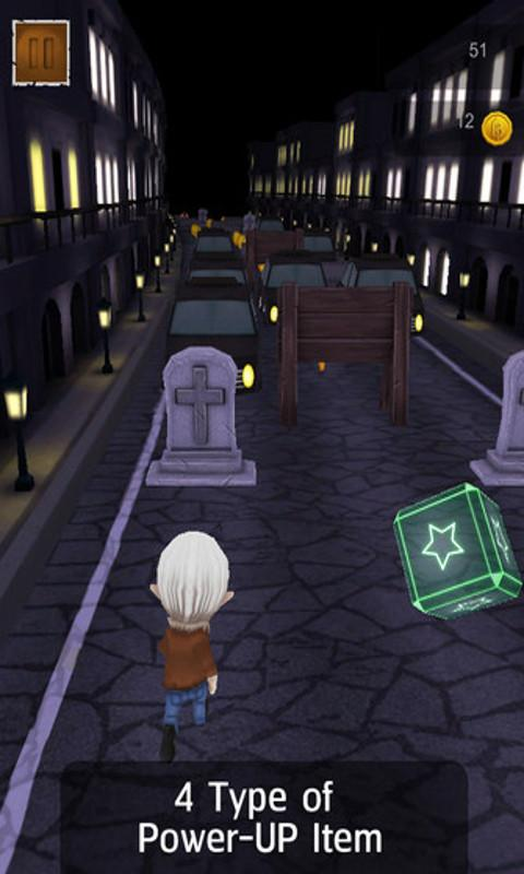 Little Vampire 3D - screenshot