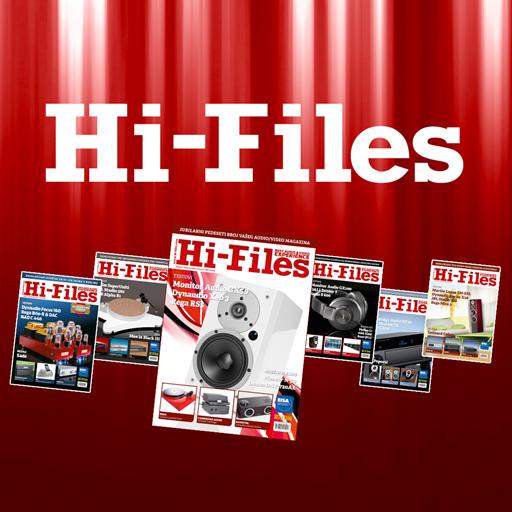 Android aplikacija Hi-Files