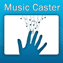 Music Caster (Free) logo