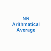 NR Arithmatical Average